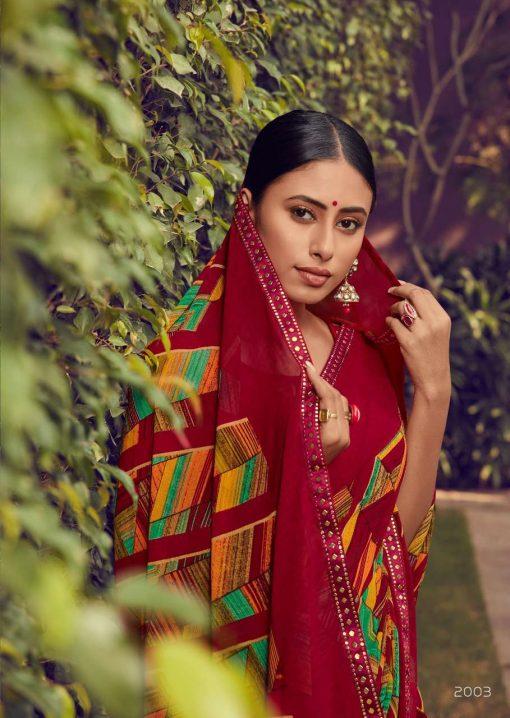 Kashvi Zubaida Vol 2 by Lt Fabrics Saree Sari Wholesale Catalog 10 Pcs 5 510x718 - Kashvi Zubaida Vol 2 by Lt Fabrics Saree Sari Wholesale Catalog 10 Pcs