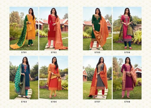 Kessi Asopalav Vol 17 Salwar Suit Wholesale Catalog 8 Pcs 11 510x365 - Kessi Asopalav Vol 17 Salwar Suit Wholesale Catalog 8 Pcs