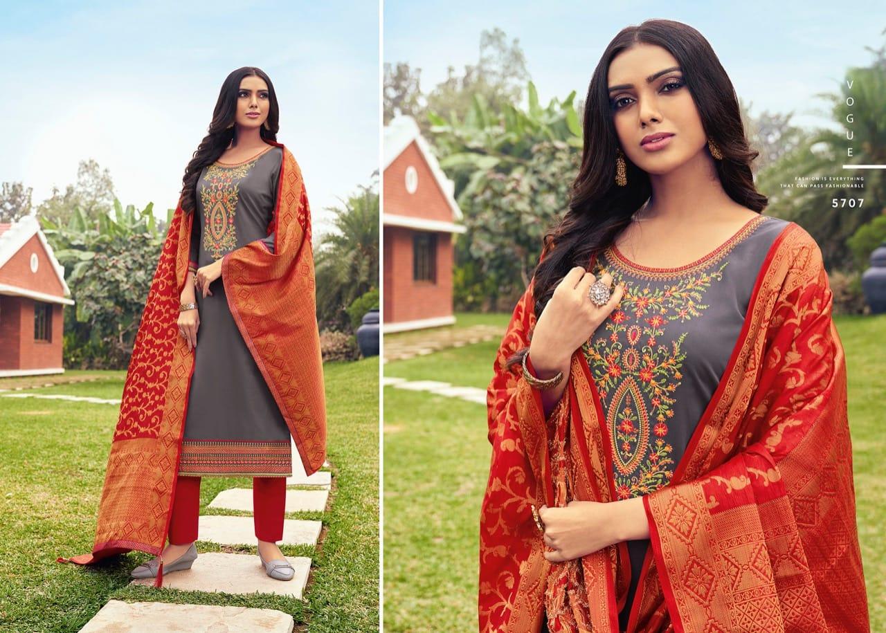 Kessi Asopalav Vol 17 Salwar Suit Wholesale Catalog 8 Pcs 2 - Kessi Asopalav Vol 17 Salwar Suit Wholesale Catalog 8 Pcs