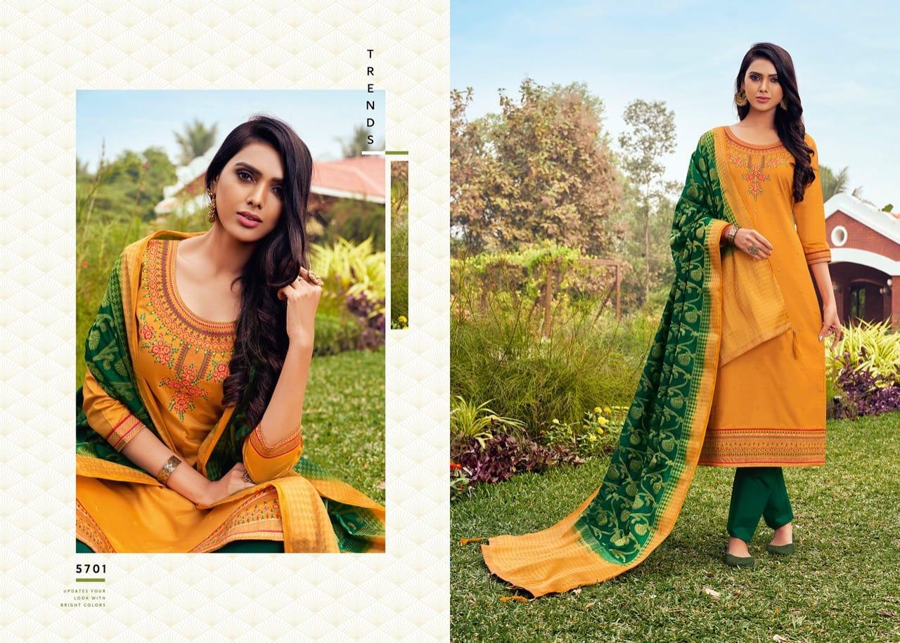 Kessi Asopalav Vol 17 Salwar Suit Wholesale Catalog 8 Pcs 5 - Kessi Asopalav Vol 17 Salwar Suit Wholesale Catalog 8 Pcs