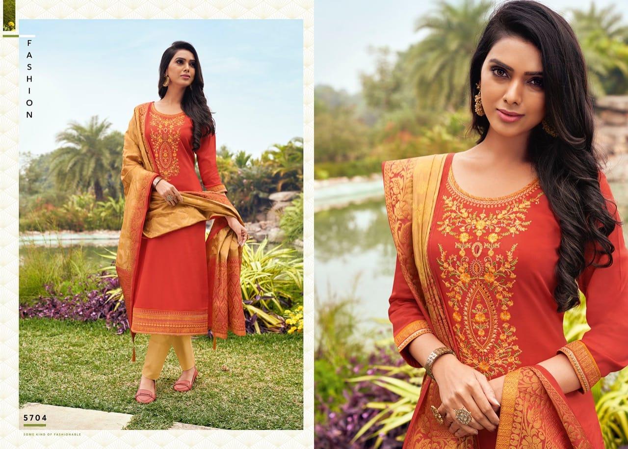 Kessi Asopalav Vol 17 Salwar Suit Wholesale Catalog 8 Pcs 7 - Kessi Asopalav Vol 17 Salwar Suit Wholesale Catalog 8 Pcs