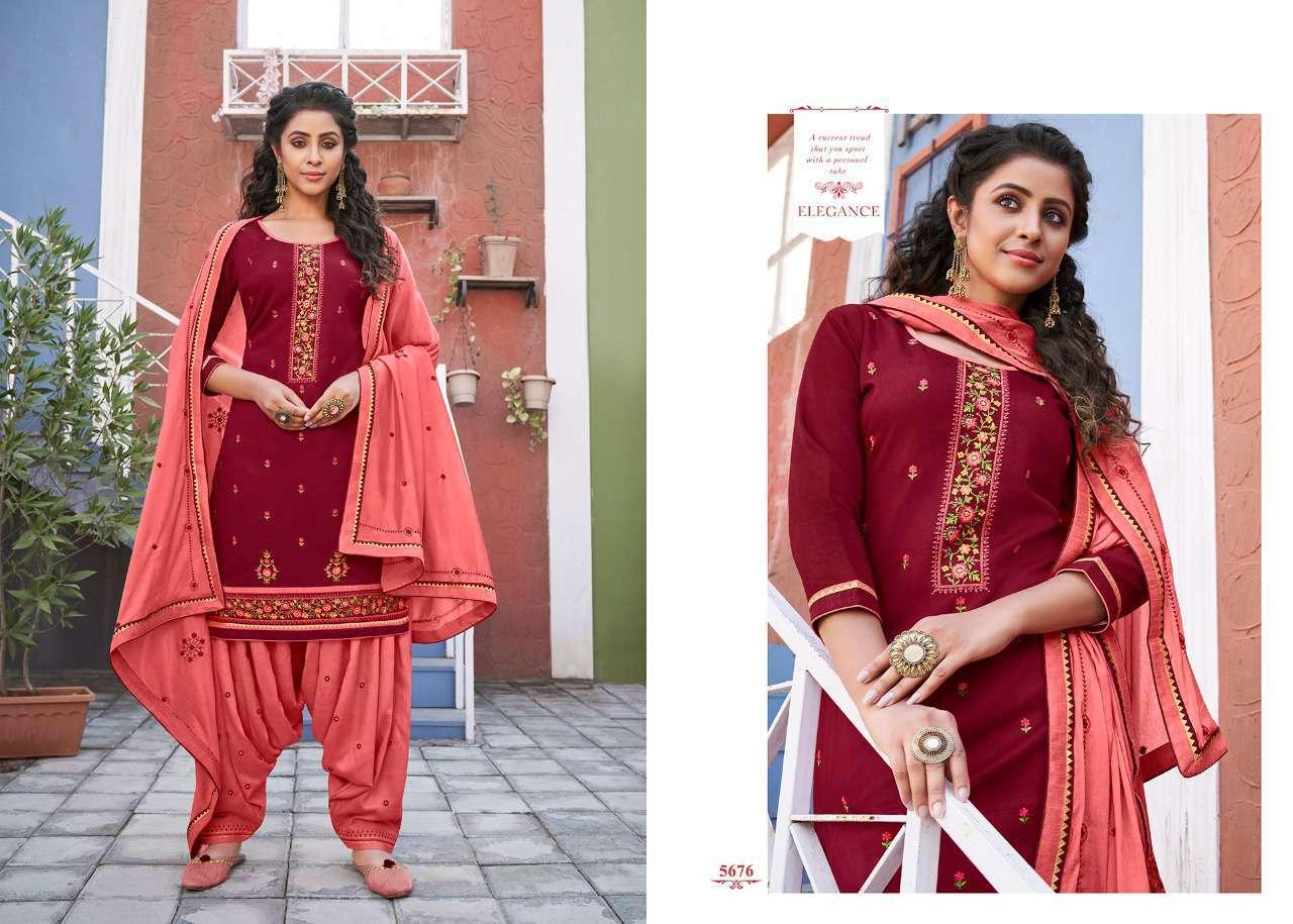 Kessi Patiala House Vol 81 Salwar Suit Wholesale Catalog 8 Pcs 2 - Kessi Patiala House Vol 81 Salwar Suit Wholesale Catalog 8 Pcs