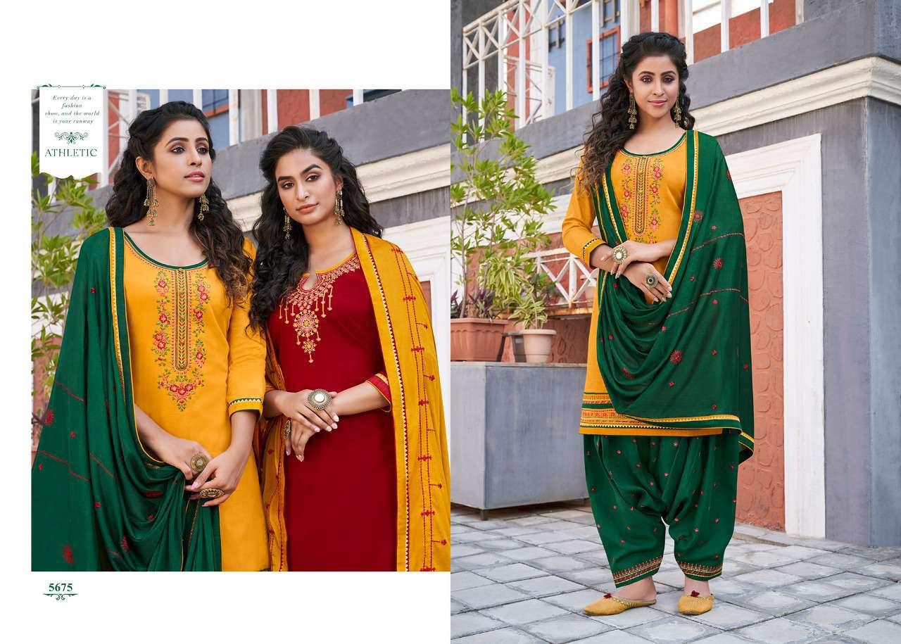 Kessi Patiala House Vol 81 Salwar Suit Wholesale Catalog 8 Pcs 4 - Kessi Patiala House Vol 81 Salwar Suit Wholesale Catalog 8 Pcs