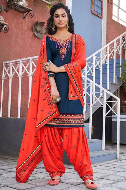 Kessi Patiala House Vol 81 Salwar Suit Wholesale Catalog 8 Pcs