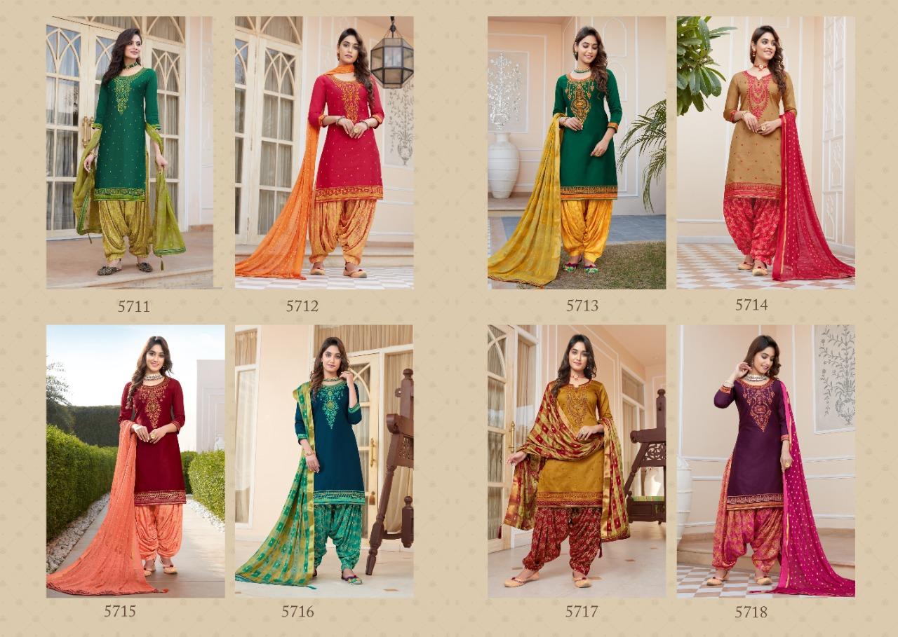 Kessi Shangar by Patiala House Vol 19 Salwar Suit Wholesale Catalog 8 Pcs 10 - Kessi Shangar by Patiala House Vol 19 Salwar Suit Wholesale Catalog 8 Pcs