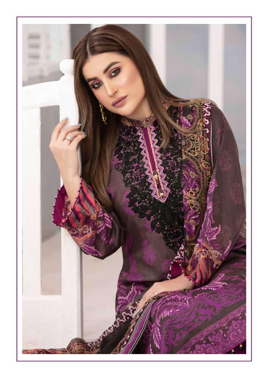 Keval Feb Alija B Vol 6 Heavy Cotton Salwar Suit Wholesale Catalog 6 Pcs 10 - Keval Feb Alija B Vol 6 Heavy Cotton Salwar Suit Wholesale Catalog 6 Pcs