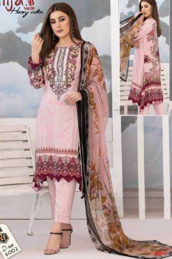 Keval Fab Alija B Vol 6 Heavy Cotton Salwar Suit Wholesale Catalog 6 Pcs