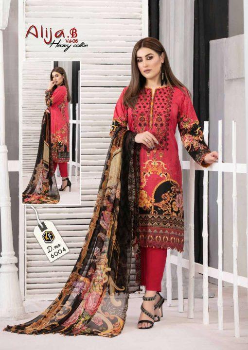 Keval Feb Alija B Vol 6 Heavy Cotton Salwar Suit Wholesale Catalog 6 Pcs 6 510x721 - Keval Fab Alija B Vol 6 Heavy Cotton Salwar Suit Wholesale Catalog 6 Pcs