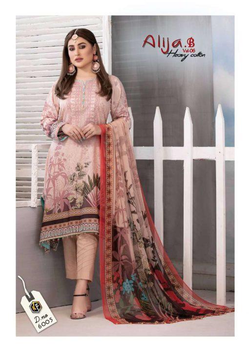 Keval Feb Alija B Vol 6 Heavy Cotton Salwar Suit Wholesale Catalog 6 Pcs 7 510x721 - Keval Fab Alija B Vol 6 Heavy Cotton Salwar Suit Wholesale Catalog 6 Pcs