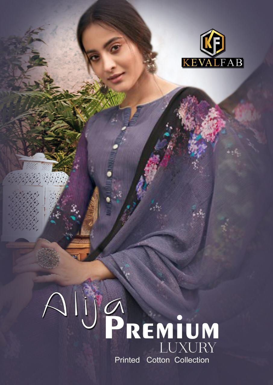 Keval Feb Alija Premium Luxury Salwar Suit Wholesale Catalog 6 Pcs 1 - Keval Fab Alija Premium Luxury Salwar Suit Wholesale Catalog 6 Pcs