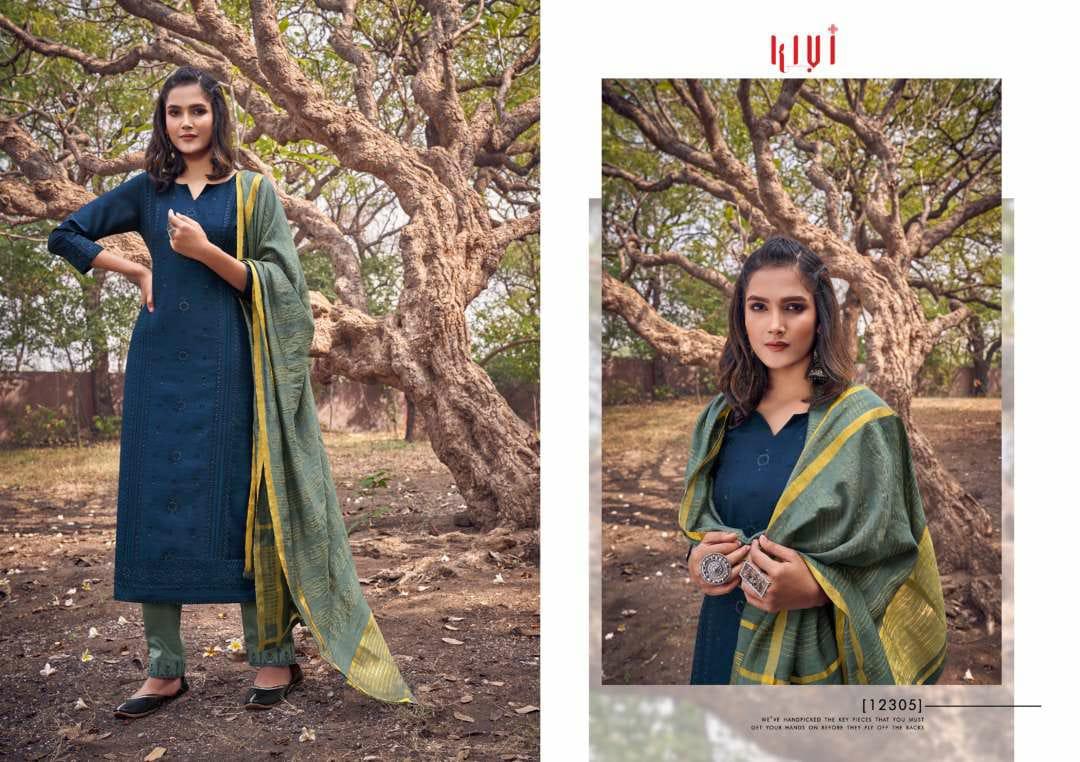 Kivi Princess by Kajree Kurti with Dupatta Bottom Wholesale Catalog 6 Pcs 3 - Kivi Princess by Kajree Kurti with Dupatta Bottom Wholesale Catalog 6 Pcs