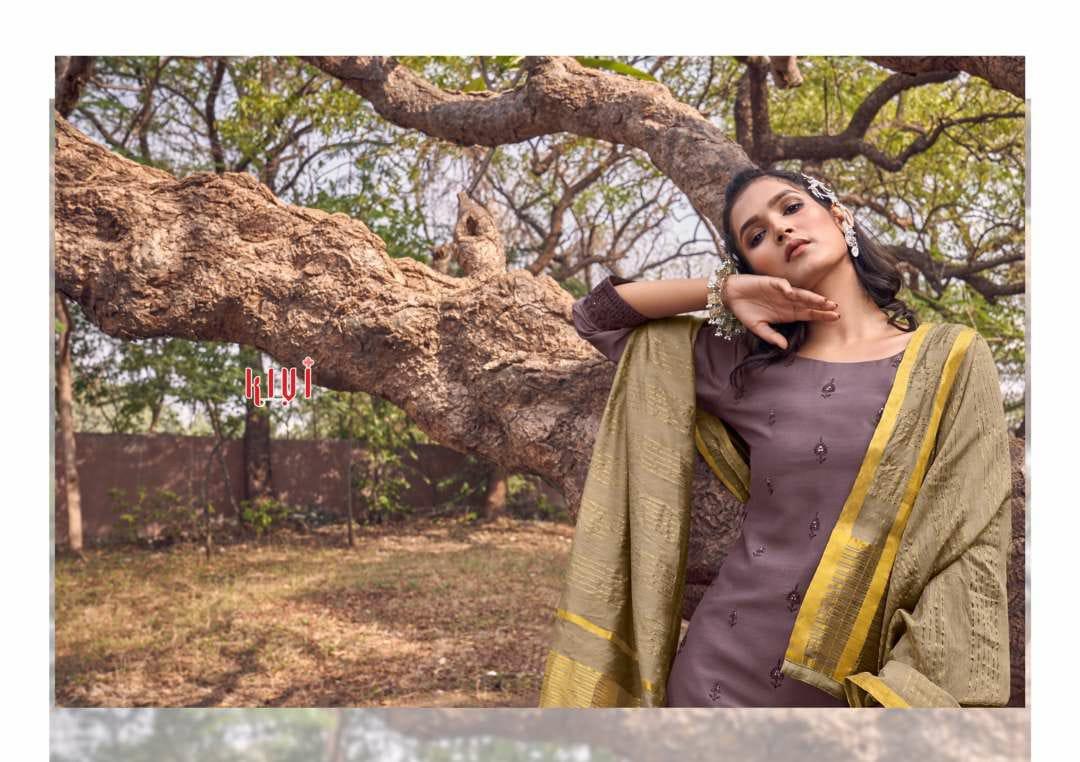 Kivi Princess by Kajree Kurti with Dupatta Bottom Wholesale Catalog 6 Pcs 8 - Kivi Princess by Kajree Kurti with Dupatta Bottom Wholesale Catalog 6 Pcs