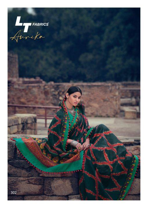 Lt Fabrics Aurika Saree Sari Wholesale Catalog 10 Pcs 4 510x719 - Lt Fabrics Aurika Saree Sari Wholesale Catalog 10 Pcs