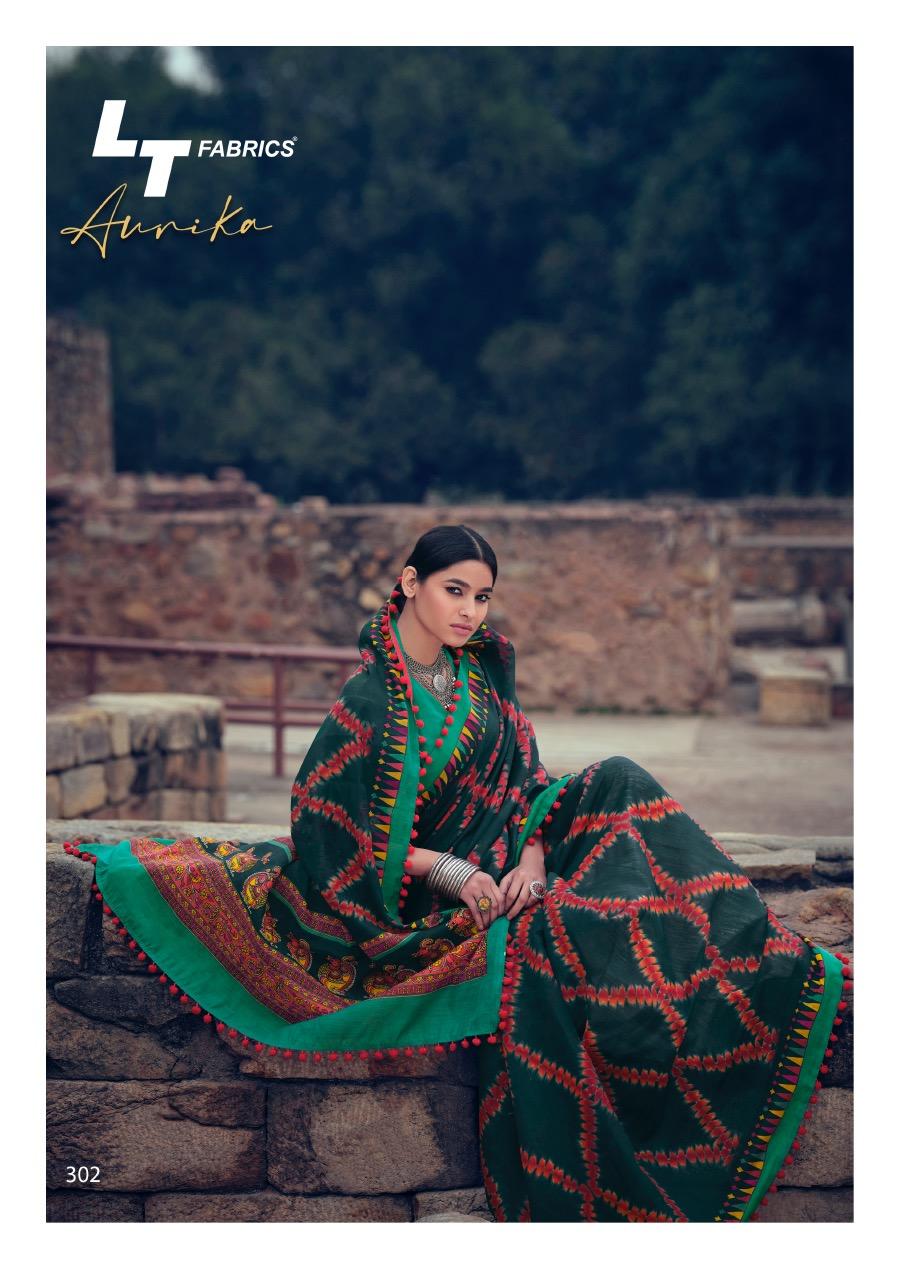 Lt Fabrics Aurika Saree Sari Wholesale Catalog 10 Pcs 4 - Lt Fabrics Aurika Saree Sari Wholesale Catalog 10 Pcs
