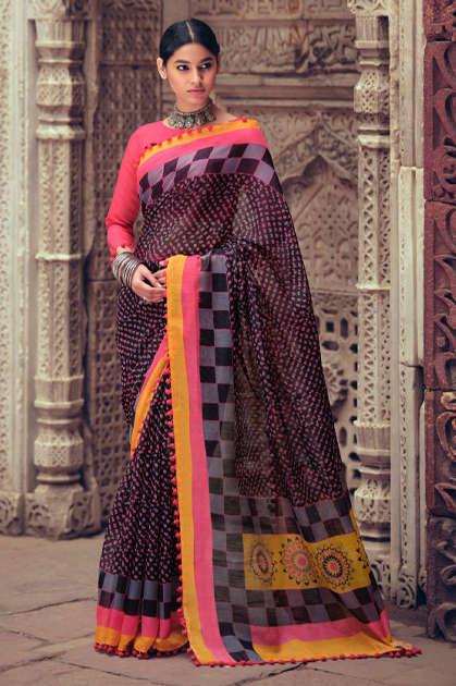 Lt Fabrics Aurika Saree Sari Wholesale Catalog 10 Pcs - Lt Fabrics Aurika Saree Sari Wholesale Catalog 10 Pcs