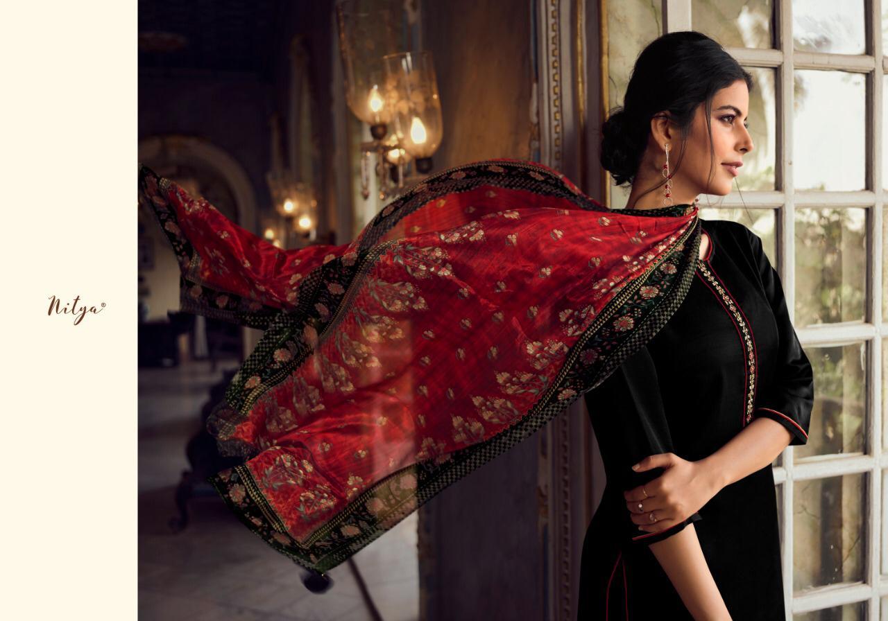 Lt Fabrics Nitya Fairy Readymade Salwar Suit Wholesale Catalog 6 Pcs 1 - Lt Fabrics Nitya Fairy Readymade Salwar Suit Wholesale Catalog 6 Pcs