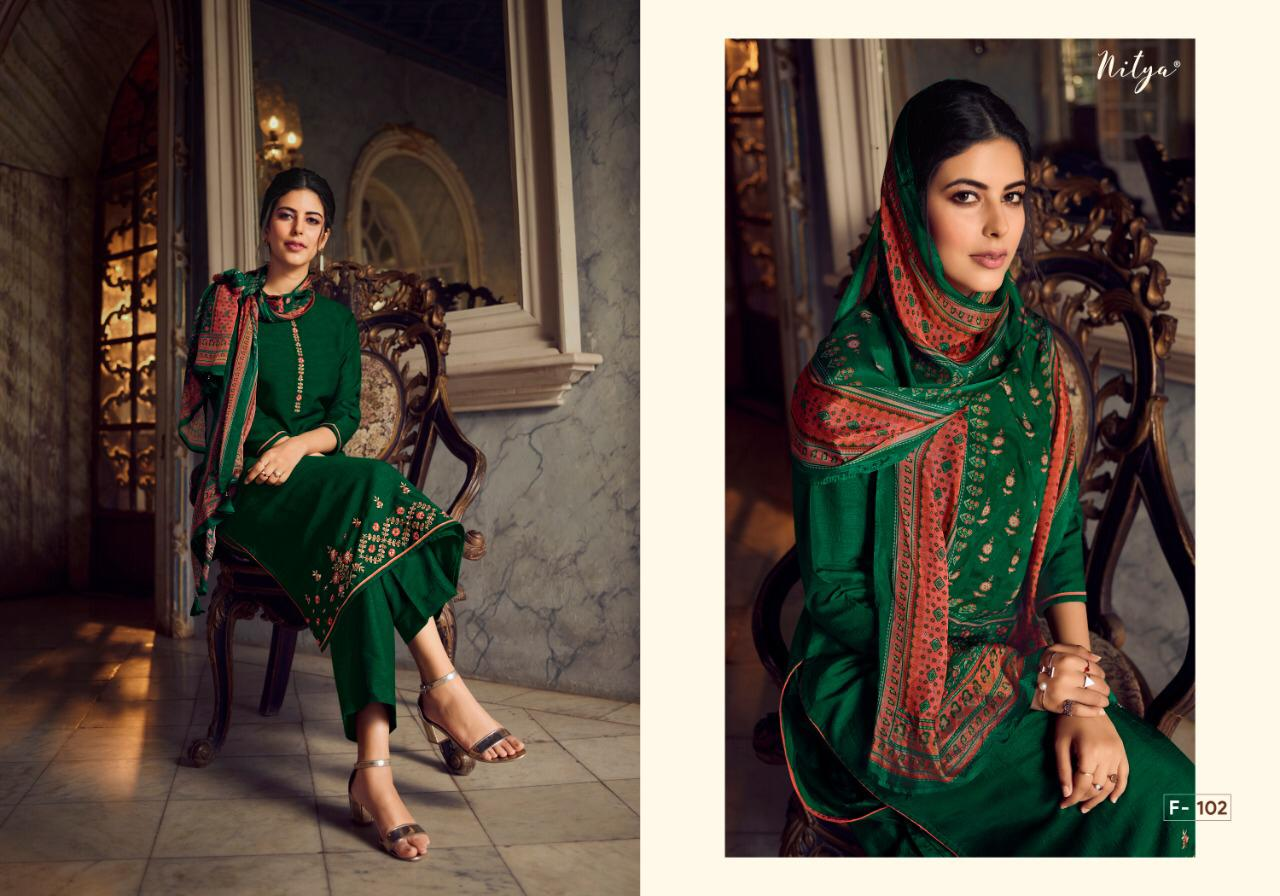Lt Fabrics Nitya Fairy Readymade Salwar Suit Wholesale Catalog 6 Pcs 3 - Lt Fabrics Nitya Fairy Readymade Salwar Suit Wholesale Catalog 6 Pcs