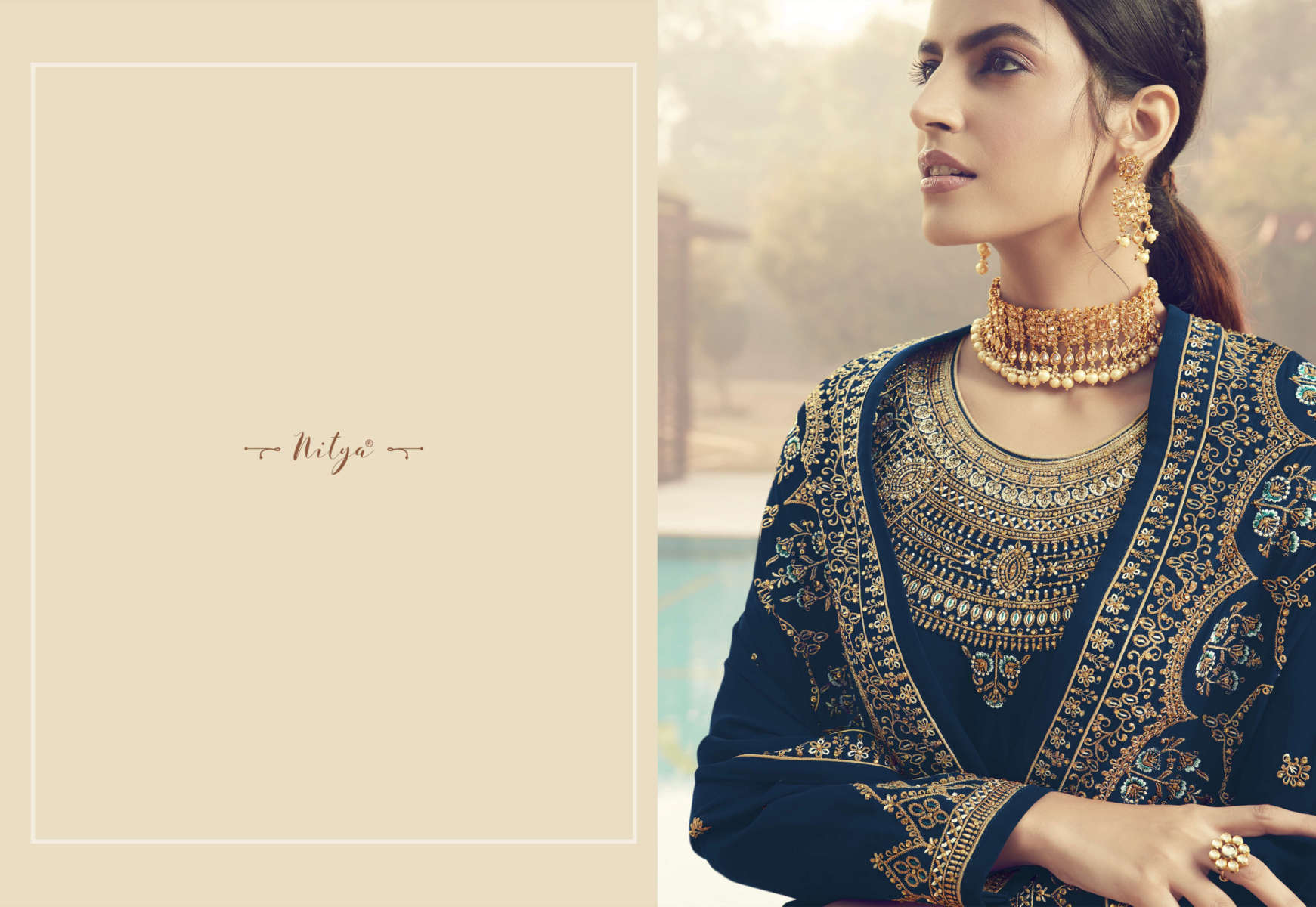 Lt Fabrics Nitya Zyrah Salwar Suit Wholesale Catalog 5 Pcs 1 1 - Lt Fabrics Nitya Zyrah Salwar Suit Wholesale Catalog 5 Pcs