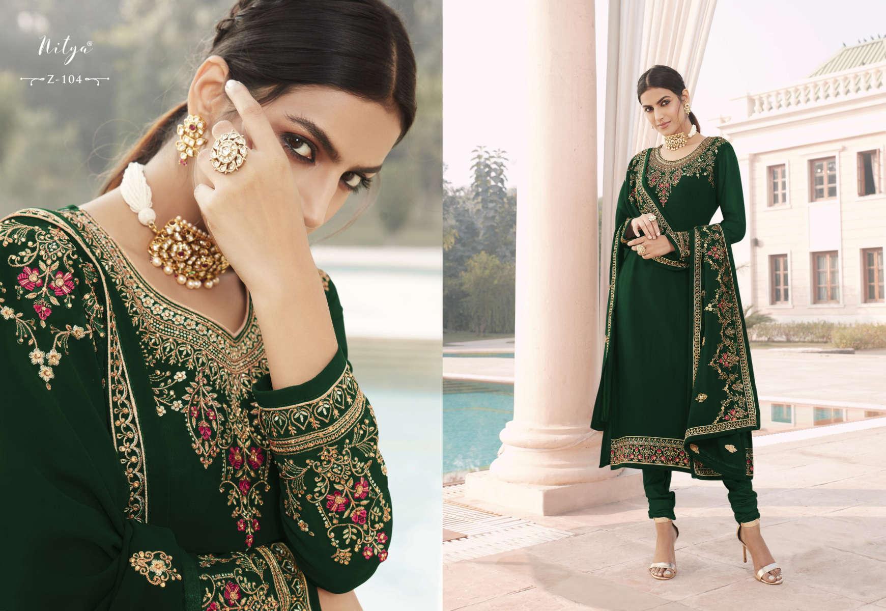 Lt Fabrics Nitya Zyrah Salwar Suit Wholesale Catalog 5 Pcs 7 1 - Lt Fabrics Nitya Zyrah Salwar Suit Wholesale Catalog 5 Pcs