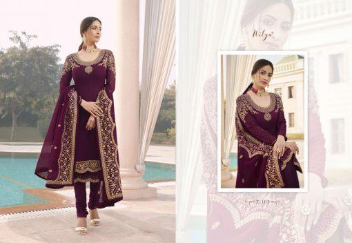 Lt Fabrics Nitya Zyrah Salwar Suit Wholesale Catalog 5 Pcs 9 1 510x352 - Lt Fabrics Nitya Zyrah Salwar Suit Wholesale Catalog 5 Pcs