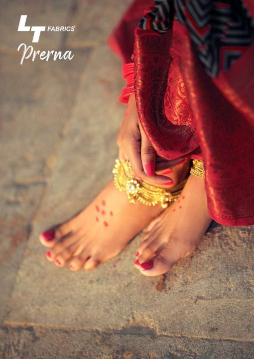 Lt Fabrics Prerna Saree Sari Wholesale Catalog 10 Pcs 14 510x720 - Lt Fabrics Prerna Saree Sari Wholesale Catalog 10 Pcs