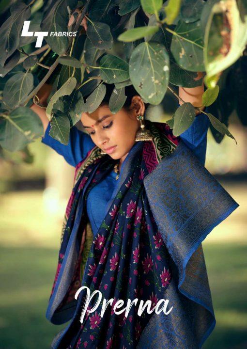 Lt Fabrics Prerna Saree Sari Wholesale Catalog 10 Pcs 2 510x720 - Lt Fabrics Prerna Saree Sari Wholesale Catalog 10 Pcs