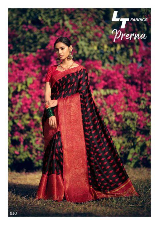 Lt Fabrics Prerna Saree Sari Wholesale Catalog 10 Pcs 23 510x720 - Lt Fabrics Prerna Saree Sari Wholesale Catalog 10 Pcs