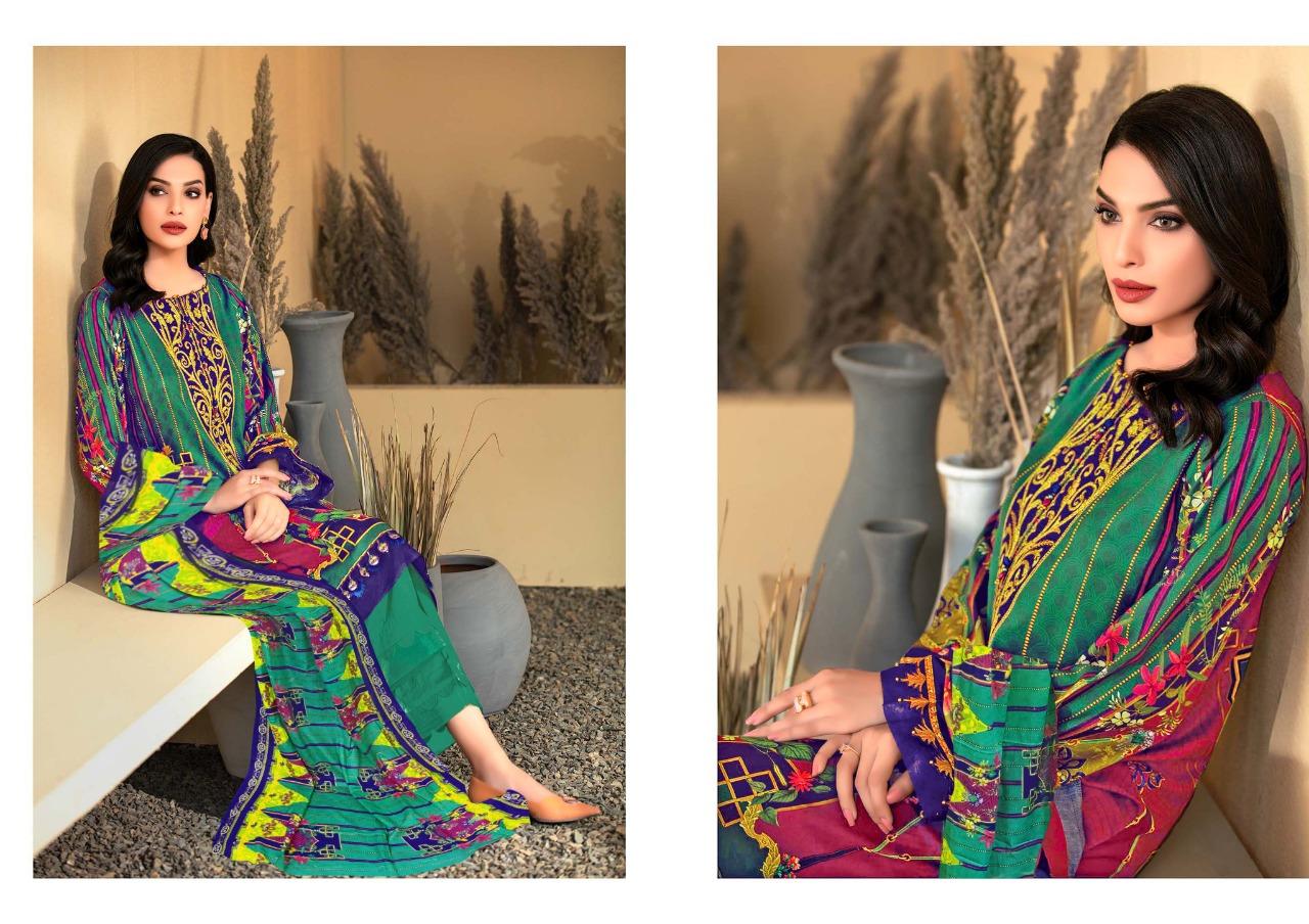 Mishri Gulbagh Vol 2 Salwar Suit Wholesale Catalog 10 Pcs 11 - Mishri Gulbagh Vol 2 Salwar Suit Wholesale Catalog 10 Pcs