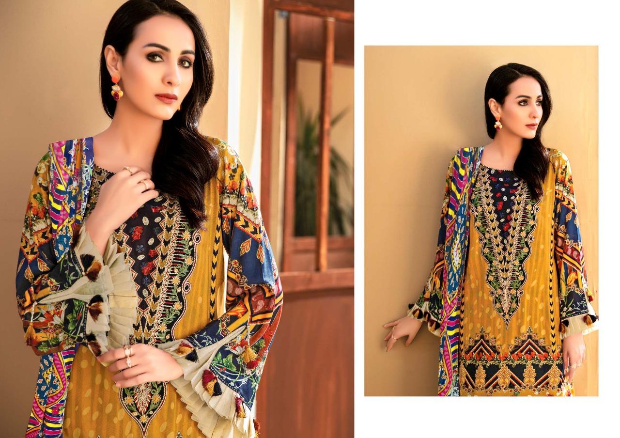 Mishri Gulbagh Vol 2 Salwar Suit Wholesale Catalog 10 Pcs 3 - Mishri Gulbagh Vol 2 Salwar Suit Wholesale Catalog 10 Pcs