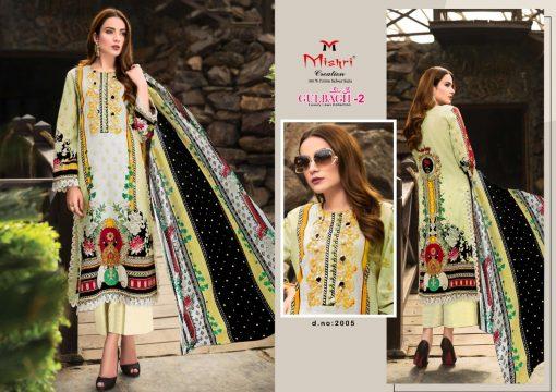 Mishri Gulbagh Vol 2 Salwar Suit Wholesale Catalog 10 Pcs 7 510x360 - Mishri Gulbagh Vol 2 Salwar Suit Wholesale Catalog 10 Pcs