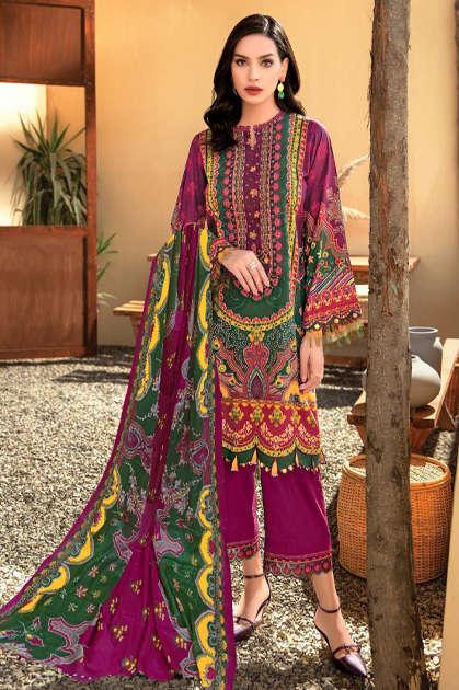 Mishri Gulbagh Vol 2 Salwar Suit Wholesale Catalog 10 Pcs