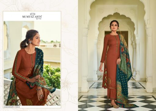 Mumtaz Arts Jamawar Lawn Salwar Suit Wholesale Catalog 10 Pcs 4 510x364 - Mumtaz Arts Jamawar Lawn Salwar Suit Wholesale Catalog 10 Pcs