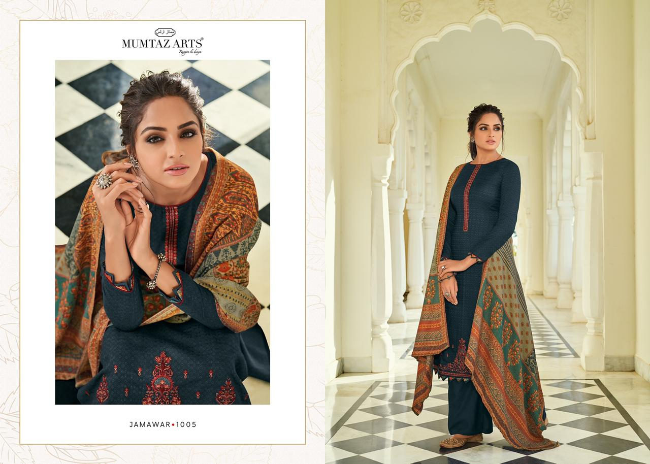 Mumtaz Arts Jamawar Lawn Salwar Suit Wholesale Catalog 10 Pcs 5 - Mumtaz Arts Jamawar Lawn Salwar Suit Wholesale Catalog 10 Pcs