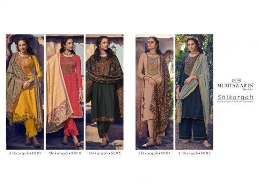 Mumtaz Arts Shikargah Karachi Salwar Suit Wholesale Catalog 5 Pcs 15 510x364 - Mumtaz Arts Shikargah Karachi Salwar Suit Wholesale Catalog 5 Pcs