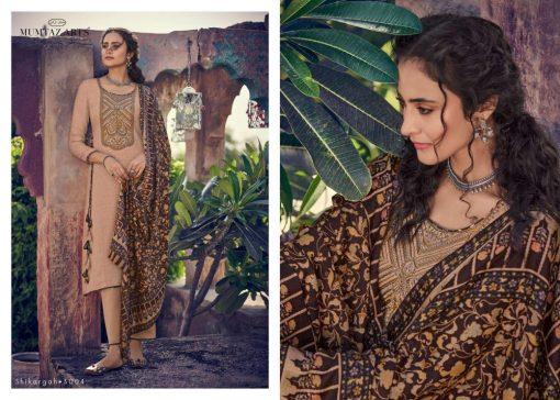 Mumtaz Arts Shikargah Karachi Salwar Suit Wholesale Catalog 5 Pcs 4 510x364 - Mumtaz Arts Shikargah Karachi Salwar Suit Wholesale Catalog 5 Pcs