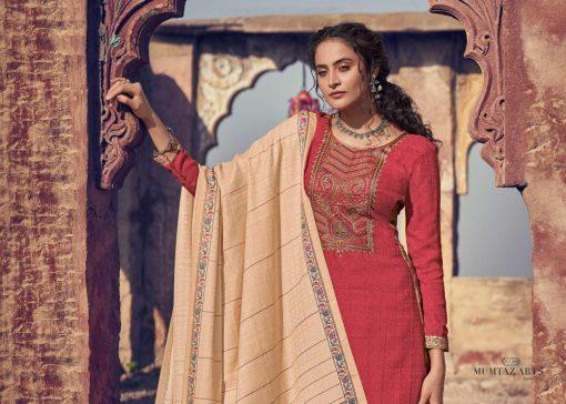 Mumtaz Arts Shikargah Karachi Salwar Suit Wholesale Catalog 5 Pcs 8 510x364 - Mumtaz Arts Shikargah Karachi Salwar Suit Wholesale Catalog 5 Pcs