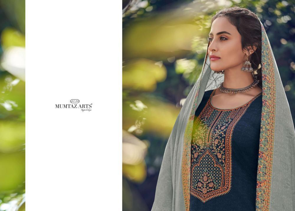 Mumtaz Arts Shikargah Karachi Salwar Suit Wholesale Catalog 5 Pcs 9 - Mumtaz Arts Shikargah Karachi Salwar Suit Wholesale Catalog 5 Pcs