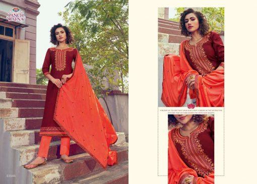 Panch Ratna Mahira by Kessi Salwar Suit Wholesale Catalog 5 Pcs 1 510x365 - Panch Ratna Mahira by Kessi Salwar Suit Wholesale Catalog 5 Pcs