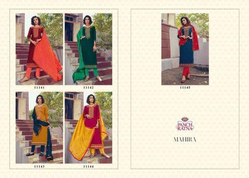 Panch Ratna Mahira by Kessi Salwar Suit Wholesale Catalog 5 Pcs 7 510x365 - Panch Ratna Mahira by Kessi Salwar Suit Wholesale Catalog 5 Pcs