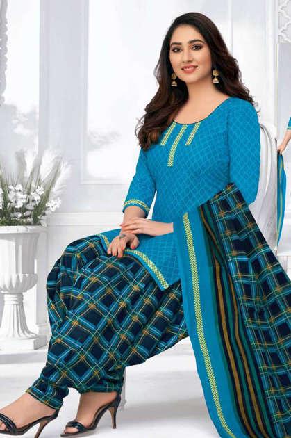 Pranjul Priyanka Vol 7 B Unstitched Suit Wholesale Catalog 18 Pcs