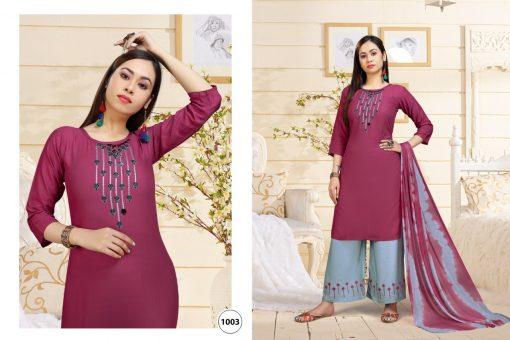 Queen Kurti with Dupatta Bottom Wholesale Catalog 8 Pcs 4 510x340 - Queen Kurti with Dupatta Bottom Wholesale Catalog 8 Pcs