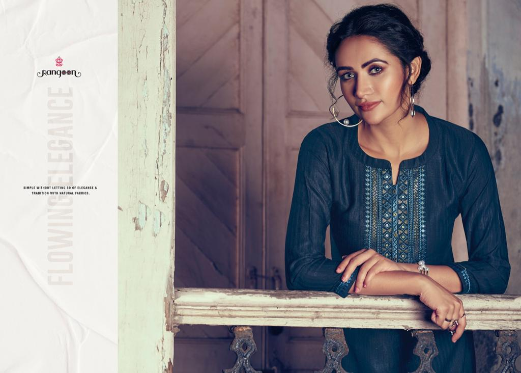 Rangoon Light Line Vol 4 Kurti by Kessi Wholesale Catalog 8 Pcs 1 - Rangoon Light Line Vol 4 Kurti by Kessi Wholesale Catalog 8 Pcs