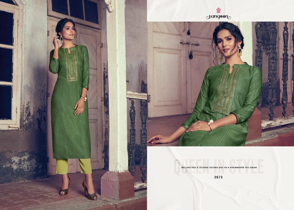 Rangoon Light Line Vol 4 Kurti by Kessi Wholesale Catalog 8 Pcs 7 - Rangoon Light Line Vol 4 Kurti by Kessi Wholesale Catalog 8 Pcs