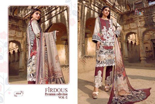 Shree Fabs Firdous Premium Collection Vol 2 Salwar Suit Wholesale Catalog 7 Pcs 2 510x342 - Shree Fabs Firdous Premium Collection Vol 2 Salwar Suit Wholesale Catalog 7 Pcs