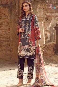 Shree Fabs Firdous Premium Collection Vol 2 Salwar Suit Wholesale Catalog 7 Pcs