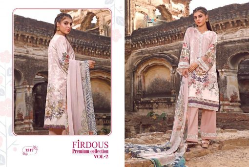 Shree Fabs Firdous Premium Collection Vol 2 Salwar Suit Wholesale Catalog 7 Pcs 9 510x342 - Shree Fabs Firdous Premium Collection Vol 2 Salwar Suit Wholesale Catalog 7 Pcs