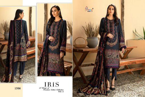 Shree Fabs Iris Vol 3 Premium Cotton Collection Salwar Suit Wholesale Catalog 7 Pcs 13 510x342 - Shree Fabs Iris Vol 3 Premium Cotton Collection Salwar Suit Wholesale Catalog 7 Pcs