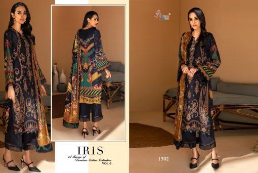 Shree Fabs Iris Vol 3 Premium Cotton Collection Salwar Suit Wholesale Catalog 7 Pcs 2 510x342 - Shree Fabs Iris Vol 3 Premium Cotton Collection Salwar Suit Wholesale Catalog 7 Pcs