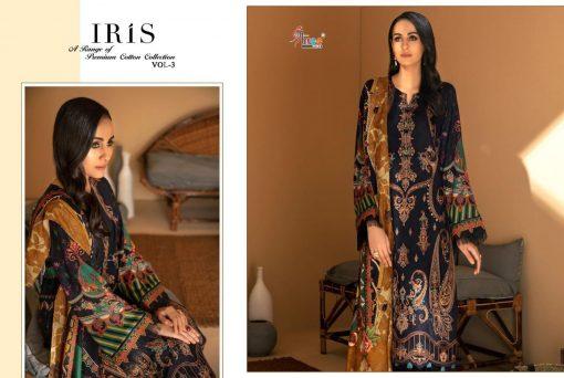 Shree Fabs Iris Vol 3 Premium Cotton Collection Salwar Suit Wholesale Catalog 7 Pcs 3 510x342 - Shree Fabs Iris Vol 3 Premium Cotton Collection Salwar Suit Wholesale Catalog 7 Pcs
