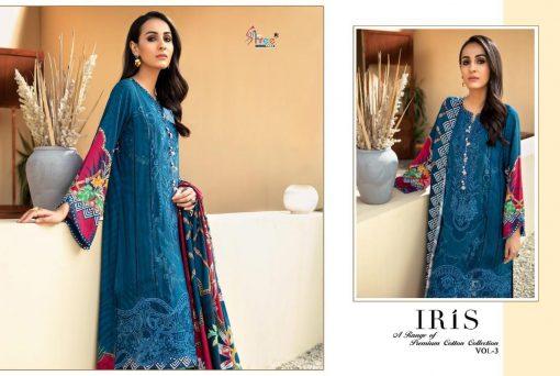 Shree Fabs Iris Vol 3 Premium Cotton Collection Salwar Suit Wholesale Catalog 7 Pcs 4 510x342 - Shree Fabs Iris Vol 3 Premium Cotton Collection Salwar Suit Wholesale Catalog 7 Pcs
